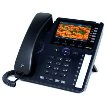 Obihai Gigabit IP Phone - Up to 24 Lines - Built-In WiFi and Bluetooth - Support for Google Voice and SIP-Based Services (OBi1062)