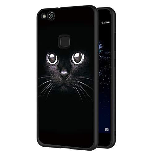 ZhuoFan Funda Huawei P10 Lite Cárcasa Silicona Ultrafina Ne