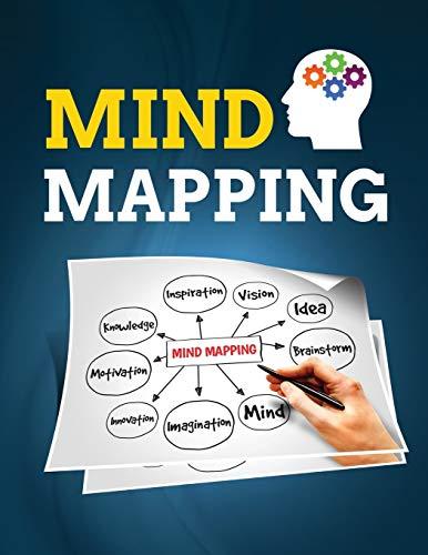 MIND MAPPING: 110 Seiten für Inspiration/Brainstorming/Ideen