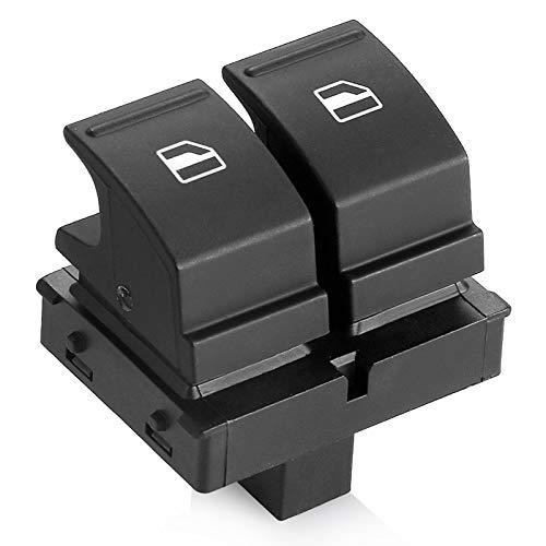 Alzacristalli elettrici per alzacristalli per Auto, per VW Caddy 2K 2003-2009,Accessori per interruttori perfinestrini