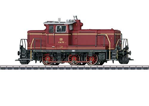 Märklin 37861 - Diesel-Rangierlokomotive V 60, DB, Spur H0