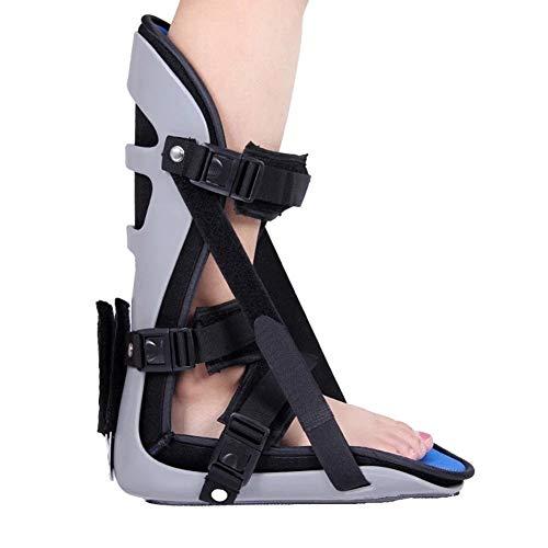Z-ZH Staffa di fissazione della Caviglia - Riabilitazione del Supporto della Caviglia Stent di frattura dell'articolazione della Caviglia Staffa Fissa della Caviglia Neutro 90 & DEG; Staffa di co
