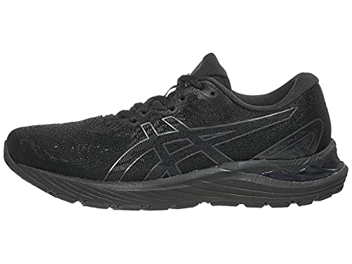 ASICS Men's Gel-Cumulus 23 Running Shoes, 10.5, Black/Graphite Grey