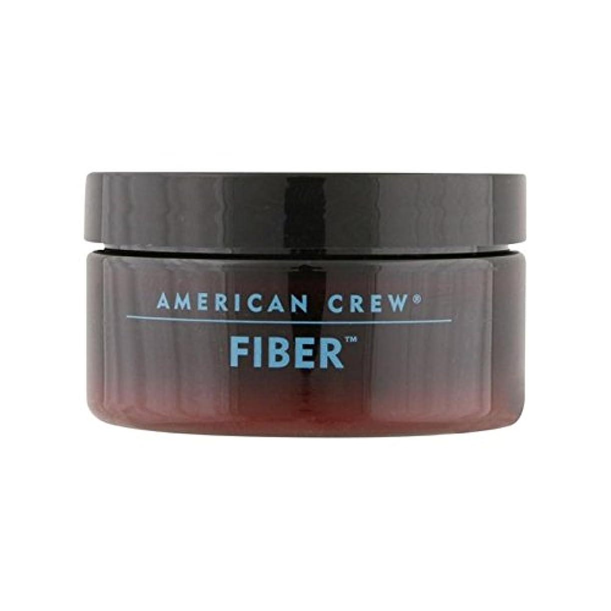カウント勝者スローAmerican Crew Fiber (85G) (Pack of 6) - アメリカンクルーファイバー(85グラム) x6 [並行輸入品]