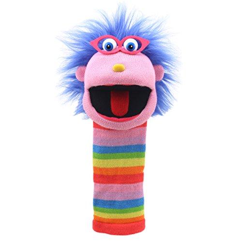 La marioneta de Mano de Puppet Company Sockettes Gloria Monster