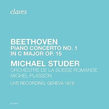 Beethoven: Piano Concerto No. 1, Op. 15 (Live Recording. Geneva 1978)