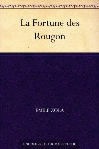 Couverture du livre La Fortune des Rougon