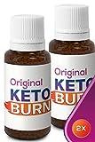 Keto Burn [Original] effektive Globuli Monatskur -