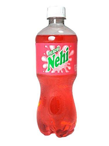 Nehi Soda Peach 20 oz (Pack Of 24)
