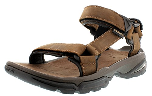 Teva Terra Fi 4 Leather M's, Sandalias...