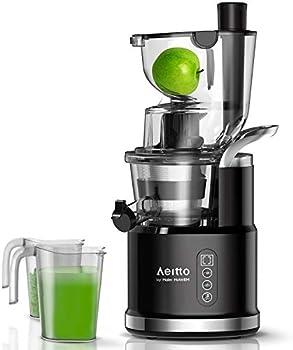 Aeitto Slow Masticating Juicer Machine