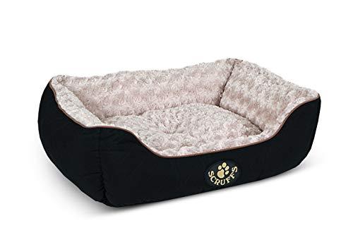 Scruffs 676529 Hundebett Wilton, M, schwarz
