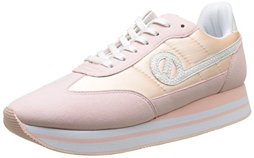 NO NAME EDEN JOGGER Sneakers dames Roze Lage sneakers