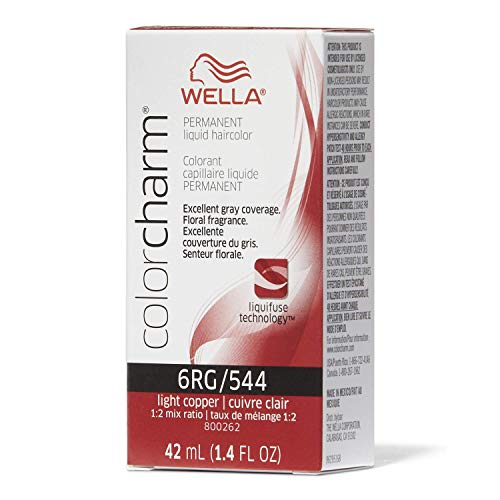 WELLA Color Charm Permanent Liquid Hair Color for Coloring Hair