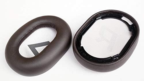 Cuscinetti del cuscino parti di riparazione per Plantronics Backbeat Pro 2wireless cuffie con isolamento acustico 95x70mm Earthen