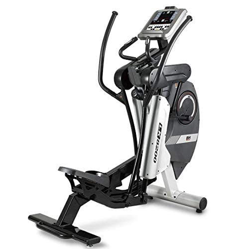 BH Fitness LK8200 VARIABLE STRIDE ELLIPTI G820 - bicicletta ellittica - professionale - falcata variabile - Sistema d'inerzia da 35 Kg