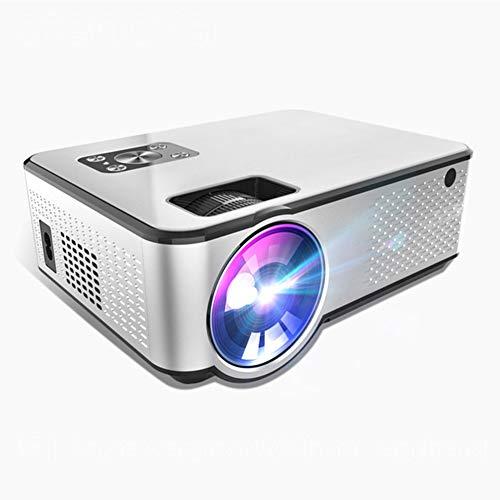 TAIQIXI Proyector De Cine En Casa Proyector Dedicado Transfronterizo WiFi HD Proyector Inteligente