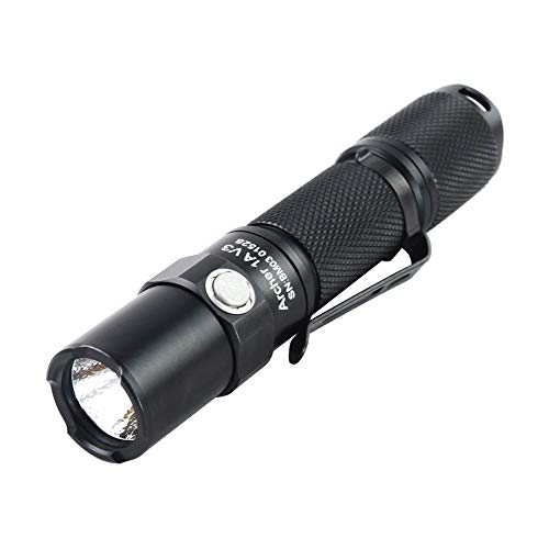 Lampe Torche LED Rechargeable 3800 Lumens CREE XHP70B Neutre Froid Batterie lithium-ion Rechargeable 26650 5000mAh ThruNite TC20