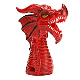Fire-breathing Dragon Steam Release Diverter Tool, Steam Release Diverter For Cupboards/Cabinets protector, for Ninja Foodi/Crock Pot/Power Pressure Cooker (Red)