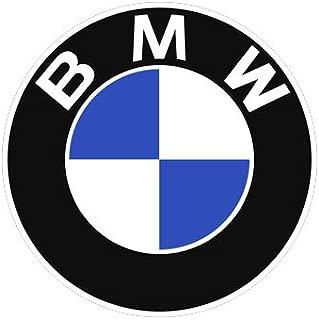 Garage Art BMW Porcelain Sign