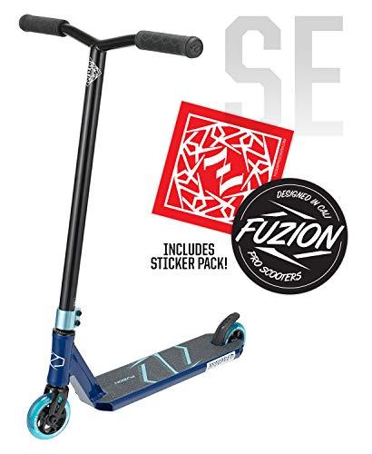 Fuzion Z250 Stunt Scooter -Stunt Roller - Trick Roller Für Kinder (2020 SE Blue)