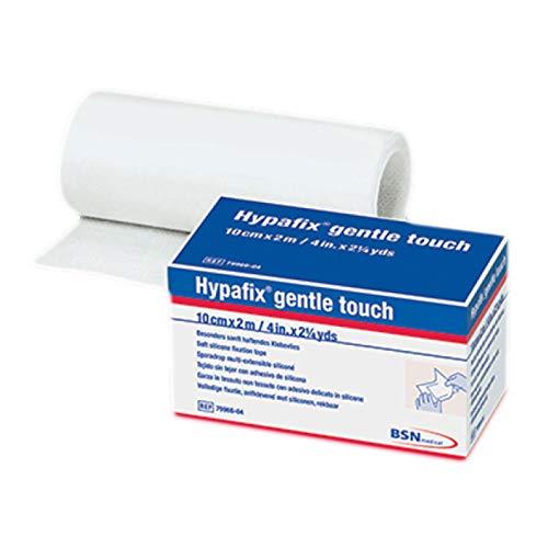 ( 1067 ) BSN MEDICAL BSN medical Hypafix Gentle Touch Voile Klebeband grubenbauelemente 10cmx2m 1Stück
