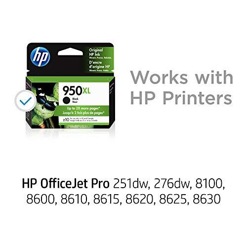 H   P 950XL | Ink Cartridge | Black | CN045AN