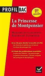Profil - Mme de Lafayette/B. Tavernier, La Princesse de Montpensier - Analyse comparée des deux oeuvres (programme de littérature Tle L bac 2018-2019) de Michel Vincent