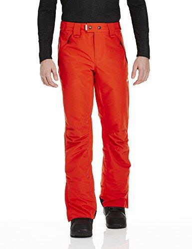 Bench Herren Deck B Skihose, Bright Red, XL