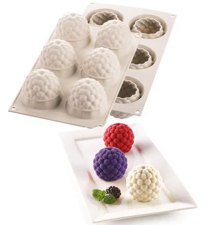 Silikomart Moule 3D Fruits des bois