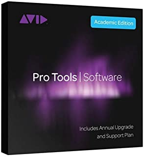 Pro Tools Annual Subscription - Activation Card
