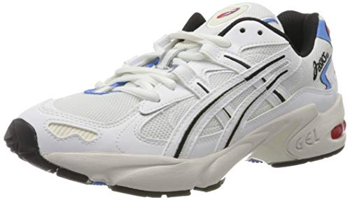 Asics Gel-Kayano 5 OG, Zapatillas de Running para Hombre, Blanco, 42.5 EU