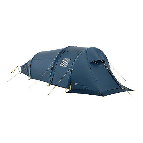 NOMAD Unisex-Adult Tellem 2 SLW Titanium Blue-Tunnelzelt Person Tent