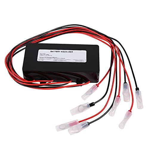 MOH Equilibrador de batería-1 Uds 48V Ecualizador de equilibrador de batería del Sistema Solar para baterías de Plomo-ácido Cargador HA02 Nuevo