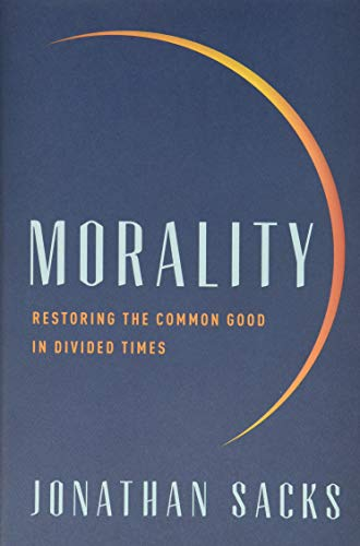 Image of Morality: Restoring the Common Good in Divided Times