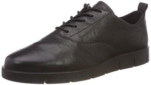 ECCO Bella, Zapatos de Cordones Derby Mujer, Negro (Black 1001), 40 EU
