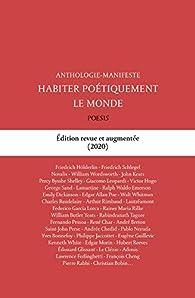Habiter poétiquement le monde par Frédéric Brun