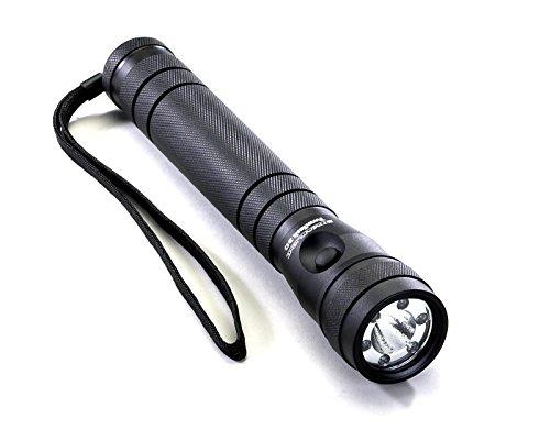 Streamlight 51045 Twin-Task 3C Battery Powered UV LED Flashlight, Black - 185 Lumens