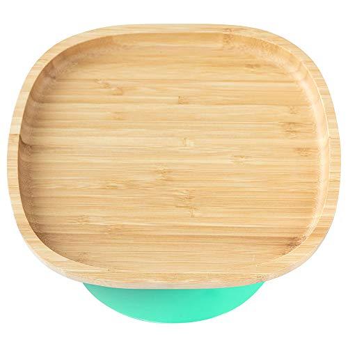 Eco Rascals 793618223137 - Plato infantil (bambú)