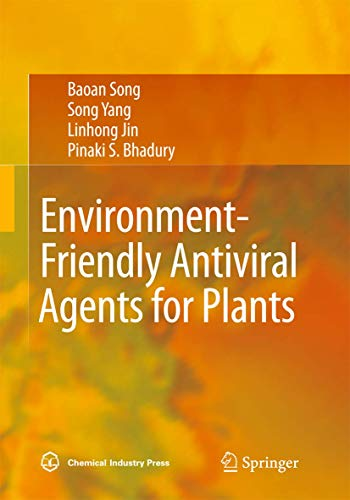 Environment-Friendly Antiviral Agents for Plants
