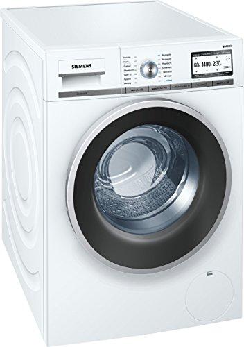 Siemens WM4YH7W0 Libera installazione Carica frontale 8kg 1400Giri/min A+++-30% Bianco lavatrice