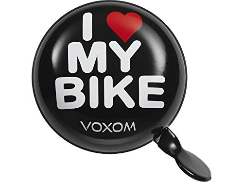 Voxom - Klingeln & Hupen in schwarz, Größe M