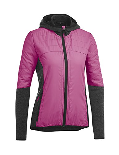 Gonso Damen Perry Da-thermoact.Jacke, Purple Wine, 38