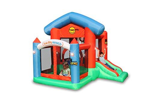 Art.8002 - Happy House - Castello Gonfiabile INTERATTIVO Hit Me di Happy Air
