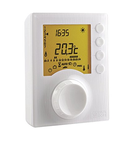 Delta dore tybox - Termostato programable filar tybox417 para clima