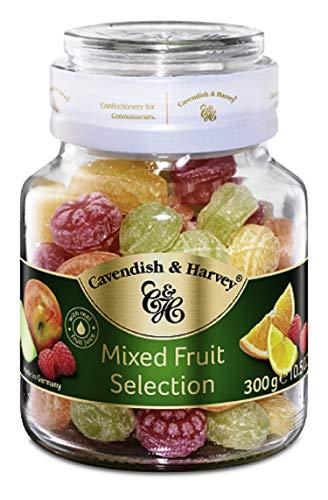 Drops C&H Fruit Candies 300g Glas