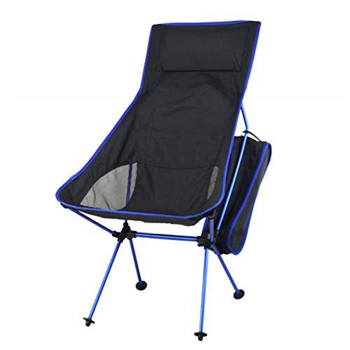 VENDISART silla plegable para pesca, camping, senderismo, jardinería, taburete portátil, taburete de playa