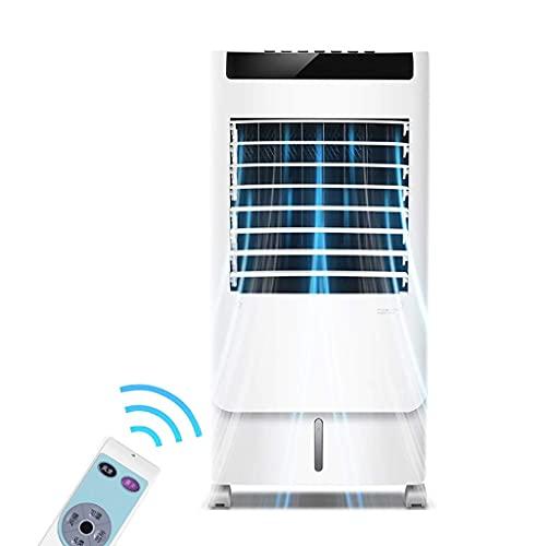 Climatizzatore Portatile Summer Portable Air Coler, Aria condizionata mobile invernale, Riscaldamento refrigerazione 3 Velocità del vento 7L Serbatoio dell'acqua 4 in 1 Un sostituto ideale per l'aria