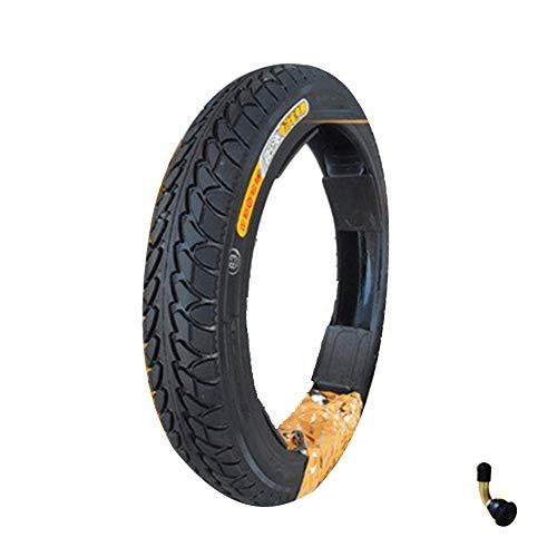 HZWDD Neumático de Scooter eléctrico, 14X2.125 neumático de vacío Resistente al Desgaste a Prueba de explosiones, patrón de neumático Antideslizante en Ambos Lados, Adecuado para Accesorios de SCO