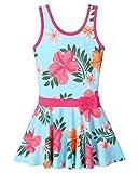 BAOHULU Toddler Girls Swimsuit One Piece Cute Floral...